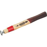 GEDORE Hickory Ersatzstiel komplett für 0,800 kg ROTBAND-PLUS Hammer