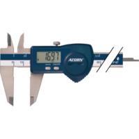 ATORN Messschieber IP67 elektronisch 150 mm eckiges Tiefenmaß