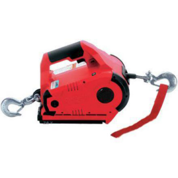 Electrical cable winches