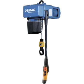 demag dc pro electric chain hoist 10 1000 h5 v1 380 415v 50hz rh hahn kolb de