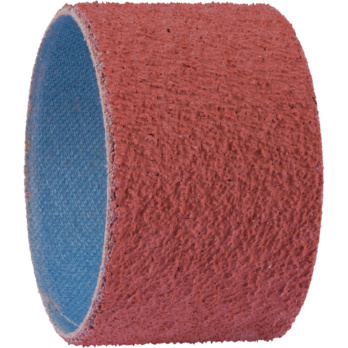 PFERD sanding sleeves, GSB, 25 x 25, grain 120, CO-COOL ceramic abrasive grain -