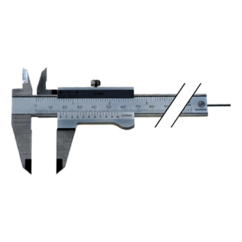 ATORN INOX workshop vernier callipers 150 mm, locking screw -