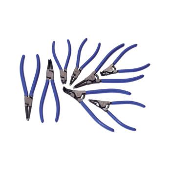 ATORN Sicherungsring-Zangen-Satz 8-teilig, J1,J2,J11,J21,A1,A2,A11,A21 - Allgemeine Werkzeuge