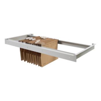 schublade mit rahmen din a4 ohne frontplatte 330 mm f r breite 1000 mm 50558675 hahn kolb. Black Bedroom Furniture Sets. Home Design Ideas