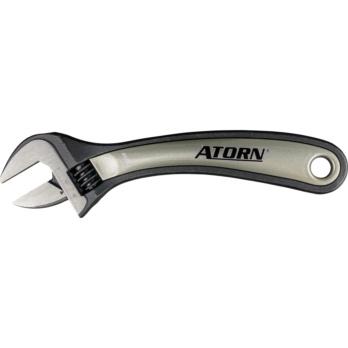 ATORN állítható villáskulcs, 200 mm DIN 3117 B, állítható, skálával - Csavarkulcs