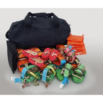 Ladungssicherung-Set inkl. Sporttasche