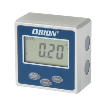 ORION electronic inclinometer, LxWxH: 56 x 56 x 31 -
