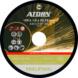 ATORN Trennscheibe für Edelstahl 125x1,5x22 mm border=0