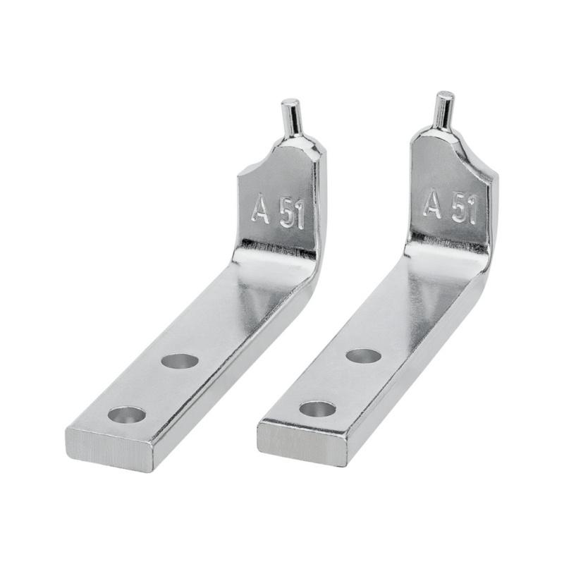 Kunststoff Rad Rolle Ø50mm //10mm Polyamidrad mit Doppelte Kugellager *R-50-26//10
