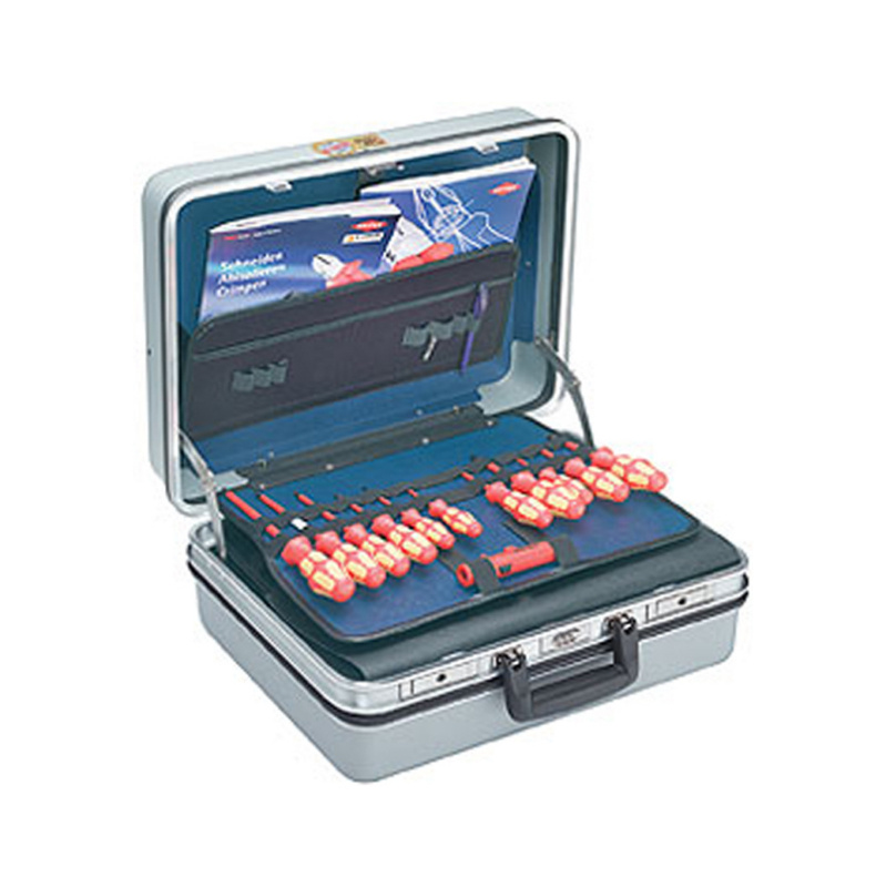 Knipex Werkzeugkoffer Elektro 23 Teilig 90008751 Hahn Kolb