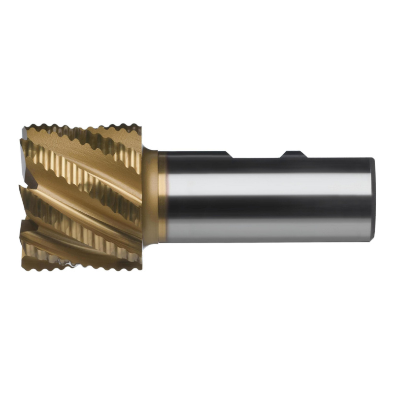 ORION end mill, extra short TICN+ 35 0 mm HSSE5-TiCN+TiN