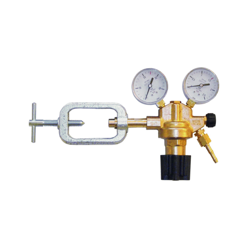 EWO cylinder pressure reducing valve for acetylene with