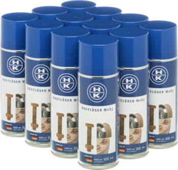 HK Rostlöser MoS² 400 ml, 12er Pack - Chemie