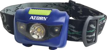 ATORN LED-Kopflampe mit Batterien - Allgemeine Werkzeuge