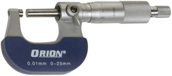 ORION kengyeles mikrométer, 0-25 mm, tokban - Mikrométer