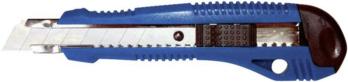 ORION Messer mit Abbrechklinge 160 mm Klingenbreite 18 mm aus Kunststoff - Aktionsartikel