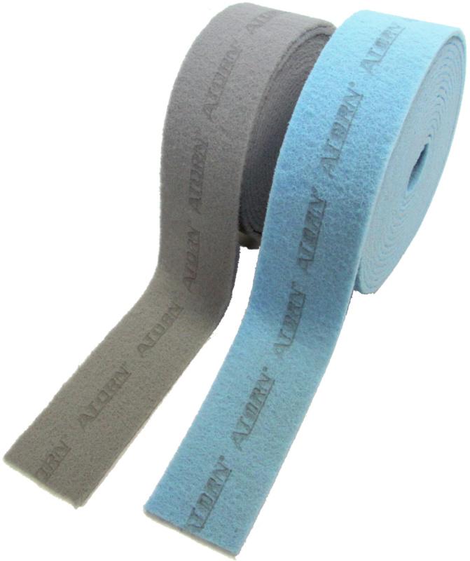 abraflex schleifvlies rolle 115mm breit 10 m lang korn a 280 grob farbe blau 69297105 hahn kolb. Black Bedroom Furniture Sets. Home Design Ideas