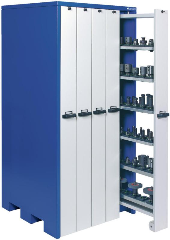 50659005 APFEL Werkzeugschrank mit 5 Vertikalauszügen | HAHN+KOLB ...