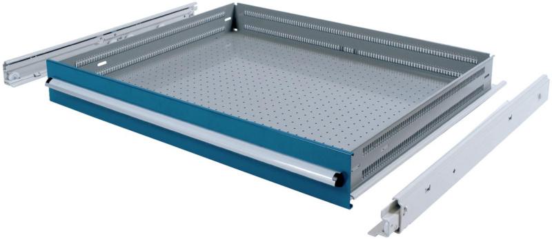schublade 150 mm 130 mm va 100 kg ral 7035 5010 f r 800 b innen 900x700 mm 50315270 hahn kolb. Black Bedroom Furniture Sets. Home Design Ideas