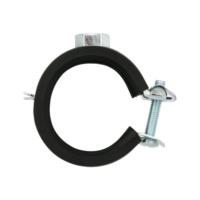 Qmatic Click - Rohrschelle Stahl verzinkt