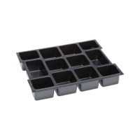 Inlett für RECA Boxx 102 Kunststoffsystemkoffer
