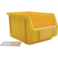 Frontklappen für Kunststofflagerkästen