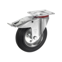 Lenkrollen mit Feststellung 50-205 kg