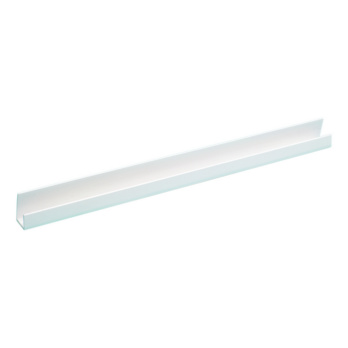PVC edging strip - 6031 125 125