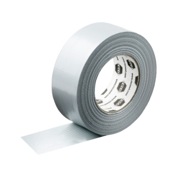 Gewebeklebeband Premium - Gewebeklebeband Premium silber 50 mm x 50 m