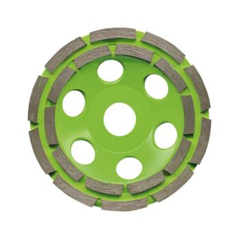 3e7830726a51e7 Disque diamant à poncer Diamop, deux rangées pour béton (RS10B) et matériaux  abrasifs