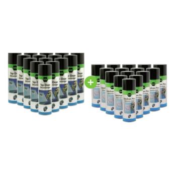 Angebote Chemisch-Technische Produkte - arecal Toclean und Uniclean Plus Package 15 Dosen Topclean und 15 Dosen Uniclean Plus