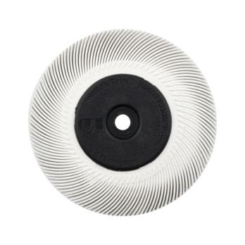 Bristle Bürste - Bristle Bürste Korn 120, weiß 152x12.7x25.4 mm