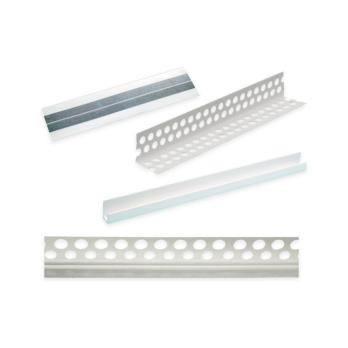 Dry walling brackets & edge protection
