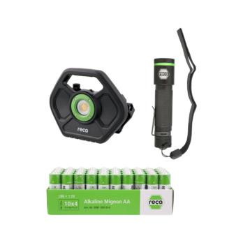 Lampen & Batterien