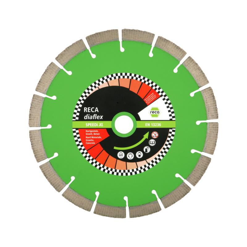 Diaflex speedi xl f r harte materialien premium 115 400mm - Kunststoffrohre durchmesser tabelle ...
