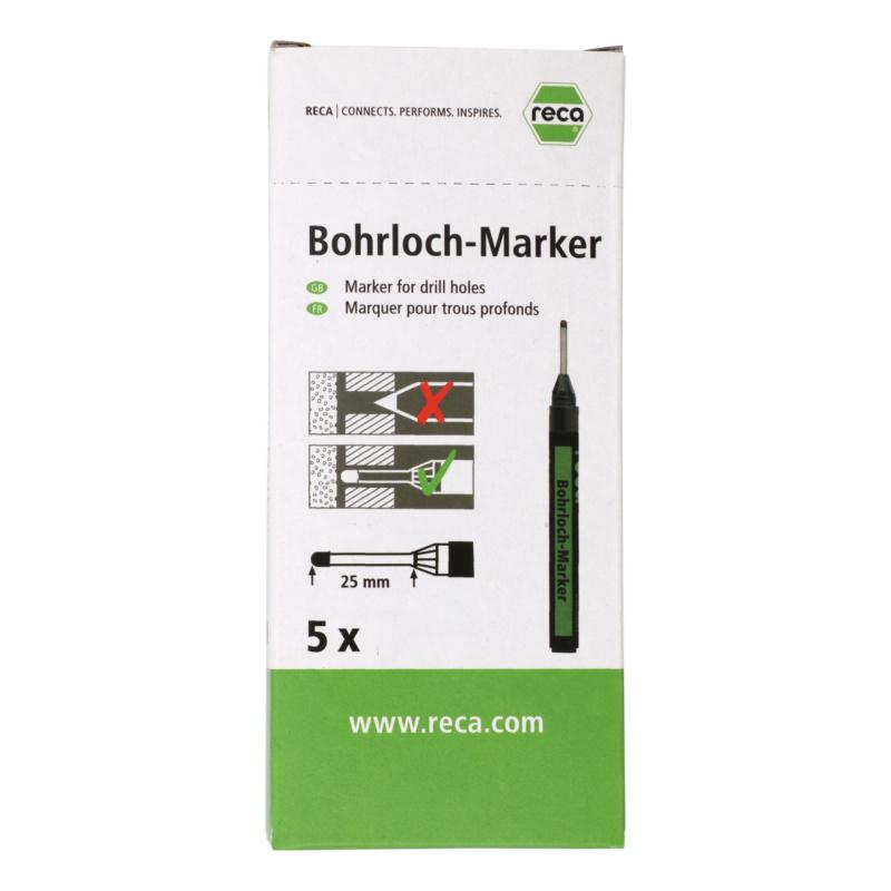Bohrloch-Marker - 0