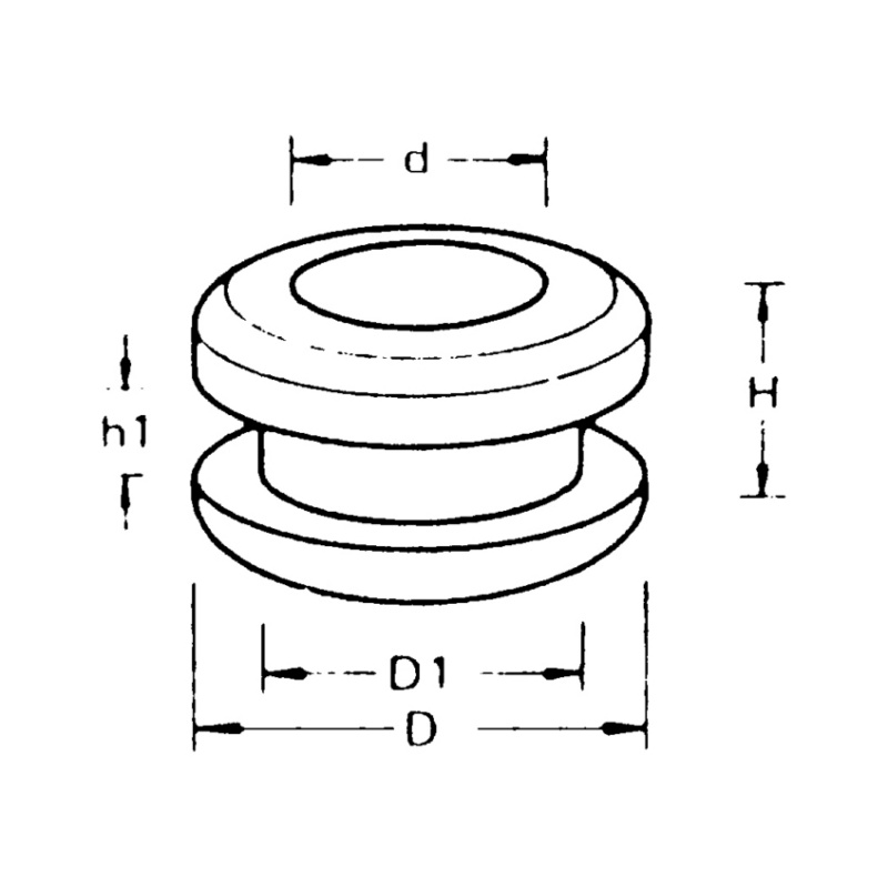 buy cable grommets online