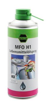 arecal MFO H1 Schmieröl mit Lebensmittelzulassung - arecal MFO H1 Schmieröl mit Lebensmittelzulassung 400 ml
