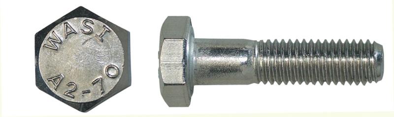 M10 x 80 mm Sechskantschrauben mit Schaft Eisenwaren2000 Edelstahl A2 V2A ISO 4014 Maschinenschrauben mit Teilgewinde rostfrei Gewindeschrauben 100 St/ück - DIN 931