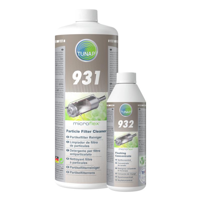 931 Partikelfilter Reinigungsset - microflex® 931