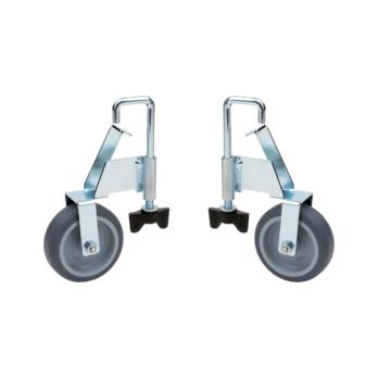 Transportrollen für Stufenstehleiter
