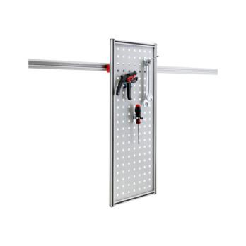 CLIP-O-FLEX® Halter Perfoflex Flexible Perfolochblechwand Lochung: 10 x 10 mm, Lochabstand: 38 mm | 1967700671