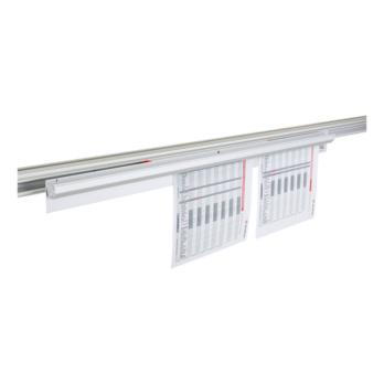 "CLIP-O-FLEX® holder Catchballflex 1000 Clamping bar with glass beads ""powergrip"" length = 1000 mm | 1967700097"