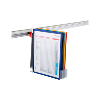 CLIP-O-FLEX® Halter Dokuflex Dokumentenhalterung 10-fach | 1967700095