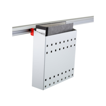 CLIP-O-FLEX® Folderflex Halterung für DIN A4 Ordner schmal | 1967700094