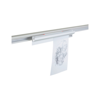 "CLIP-O-FLEX® holder Catchballflex 500 Clamping bar with glass beads ""powergrip"" length = 500 mm | 1967700096"