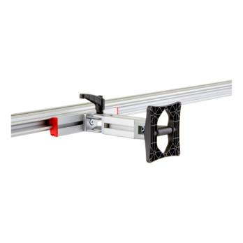 CLIP-O-FLEX® holder Screenflex 200 Monitor holder with 200 mm cable bracket incl. secure locking & VESA 100 standard | 1967700489