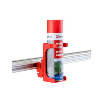 CLIP-O-FLEX® holder Sprayflex 1 can holder model | 1967700006