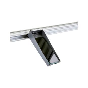CLIP-O-FLEX® Tablar Handy/Smartphone Tablar zur Ablage von Mobiltelefonen mit Aussparung für Ladekabel | 1967700081