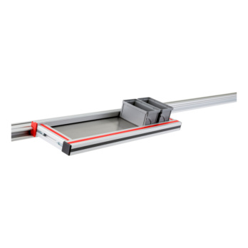 CLIP-O-FLEX® Tablar W-KLT® Tablar für W-KLT® XS und S, verschiedene Ausführungen | 1967700082